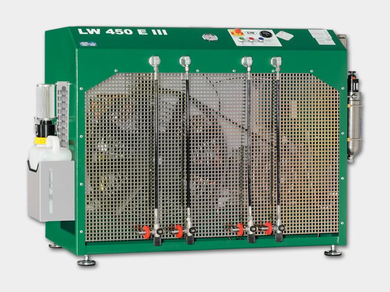 Breathing Air / Compressed Air Compressors   L&W Compressors
