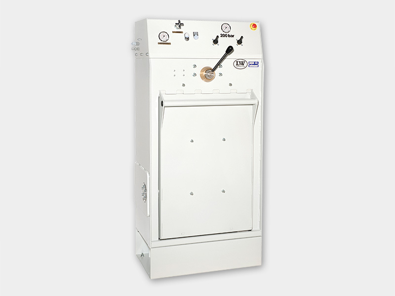 Armoured Safety Filling Cabinets | L&W Compressors